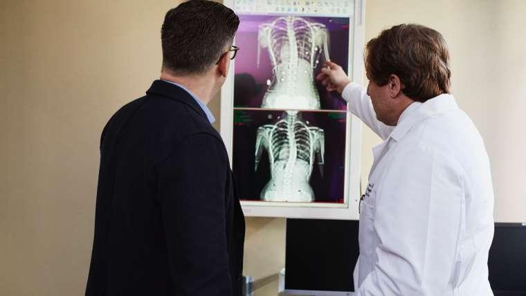 Konservative Orthopädie und Wirbelsäuletherapie